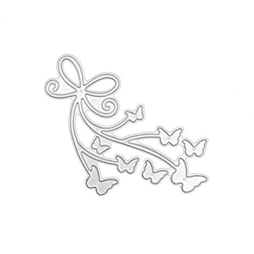 WOCACHI Metal Cutting Dies Stencils Scrapbooking Embossing Mould Templates Handicrafts DIY Card Making Gift Paper Cards A for $<!--$2.15-->