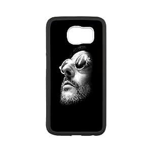 Samsung Galaxy S6 Cell Phone Case Black Leon OJ542278