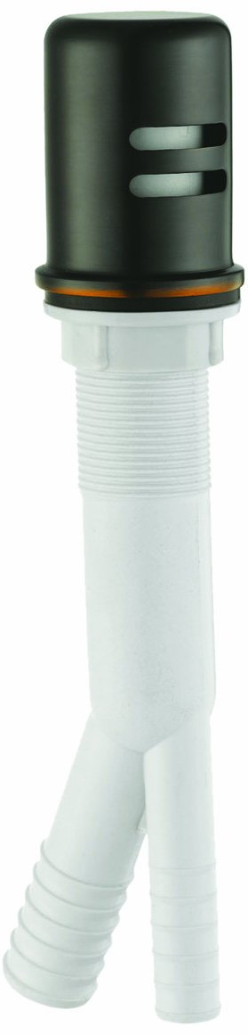 Design House 522961 Dishwasher Air Gap, Oil Rubbed Bronze Finish