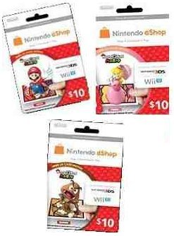 Photos with Mario AR Card 3 Pack (Includes Mario, Peach, and Goomba cards, each with $10 for Nintendo eShop) by Nintendo of America