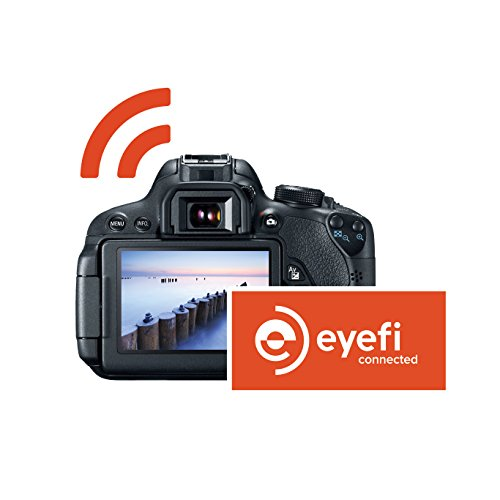 Eyefi Mobi 8GB Class 10 Wi-Fi SDHC Card with 90-day Eyefi Cloud Service (Mobi-8)