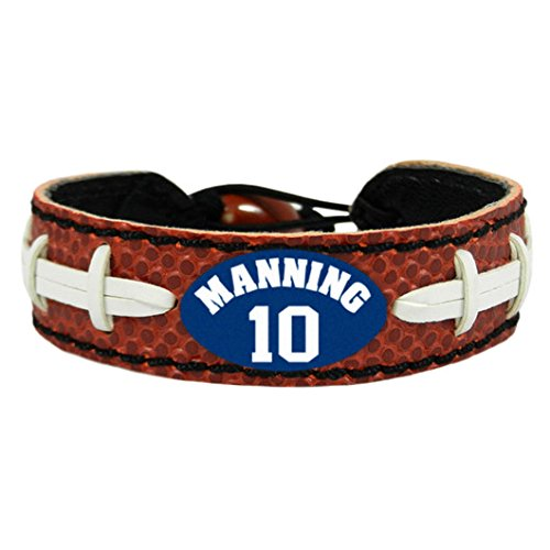 Eli Manning Classic NFL Jersey Bracelet