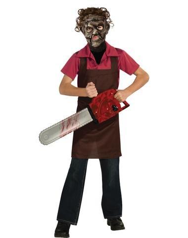 Texas Chainsaw Massacre III Child's Leatherface Costume