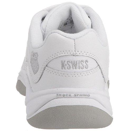 K-SWISS Outshine Indoor Carpet EU Zapatilla de Tenis Señora Blanco