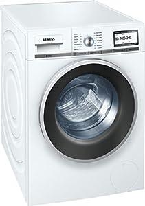 Siemens WM14Y74D Waschmaschine FL / A+++ / 189 kWh/Jahr / 1400 UpM / 8 kg /...