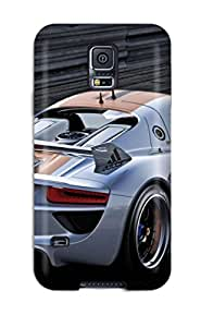 Kassia Jack Gutherman's Shop Hot 7838177K93143593 Tpu Case Cover For Galaxy S5 Strong Protect Case - Car Porsche 19202151080 Px Design