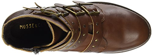 Ankle Brown Cue amp; Boots Denzel MUSSE CLOUD Women's cnIWgqgS