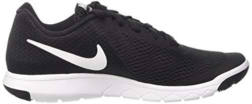 US Flex 6 Running Women Rn 5 Nike 6 Black Women's White Experience Shoe 5wqn0B7