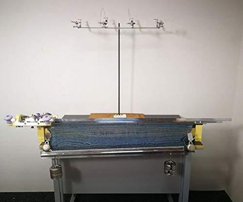12 Stitches Intashia Fine Needle Hanging Yarn Knitting Machine NS02 by SUNNY CHOI (Image #7)