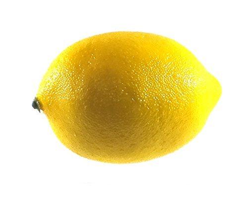 /pl/ástico c/ítricos/ /seis piezas nicebuty 6pieza Artificial lim/ón limones/