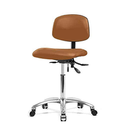 Top Medical Multi-task Chair with Chrome Base 19