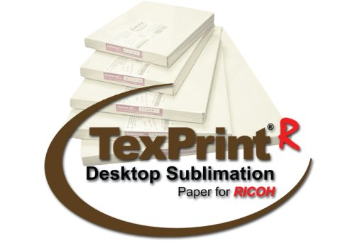 TexPrint R Sublimation Paper - 110 Sheets : 13' x 19' Sawgrass Technologies