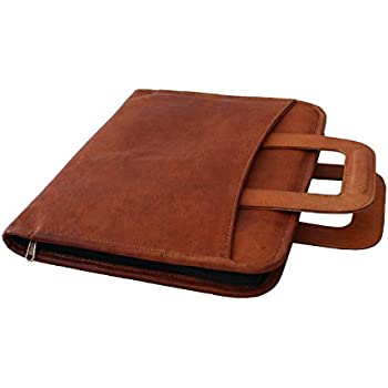 Amazon Com Lust Leather Business Portfolio Hidden