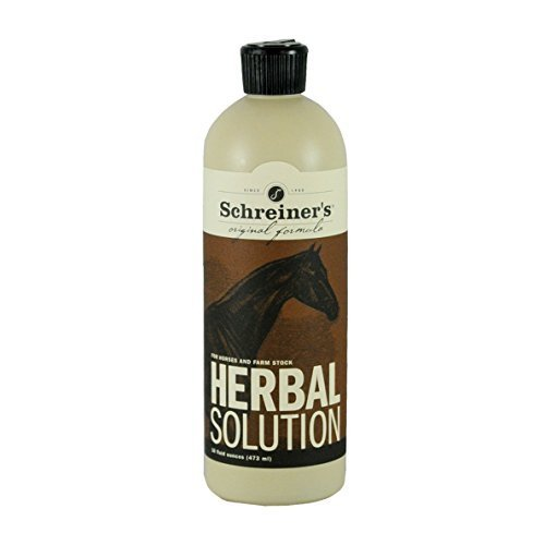 SCHREINERS Herbal Solution 16 OZ by Schreiners