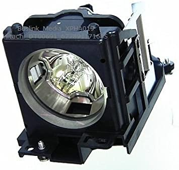 Replacement for Dukane I-pro 8771 Bare Lamp Only Projector Tv Lamp Bulb by Technical Precision