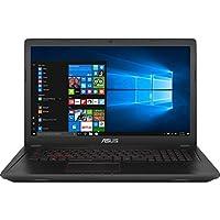 Asus FX53VD 15.6-inch Full-HD (1920x1080) Gaming Laptop PC - Intel Quad Core i7 Processor, 8GB RAM, 256GB M.2 SSD, NVIDIA GeForce GTX 1050, Bluetooth, Backlit Keyboard, Windows 10