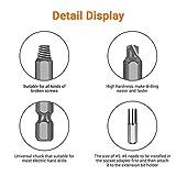 TACKLIFE Damaged Screw Extractor kit,18pcs Screw