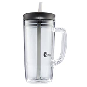 Bubba Envy Double Wall Insulated Straw Tumbler with Handle, 32 oz., Smoke