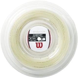 Wilson Sensation 16 Tennis String - 200m Reel by Wilson
