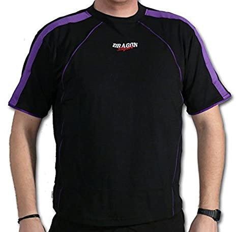 Camiseta de Londres Neon, negro, púrpura: Amazon.es: Deportes y aire libre