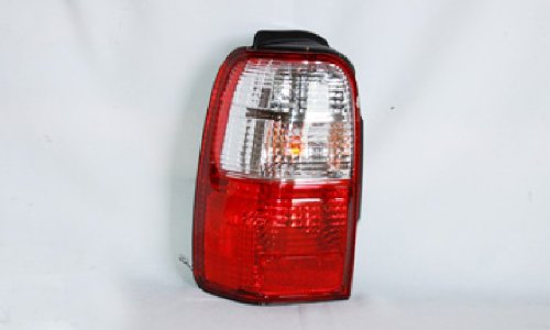Driver Side Toyota 4Runner Replacement Tail Light Assembly