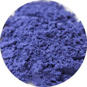 Vegan Colors -Blue- Food Grade Ultra Fine Dried Butterfly Pea Powder ()