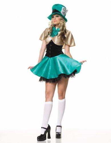 Tea Party Hostess Costumes (Tea Party Hostess Adult Costume - Medium)