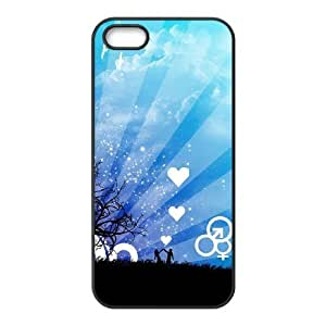 love Use Your Own Image Phone Case for Iphone 5,5S,customized case cover ygtg604472