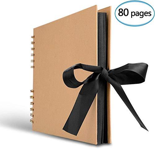Innocheer Scrapbook 80 Black