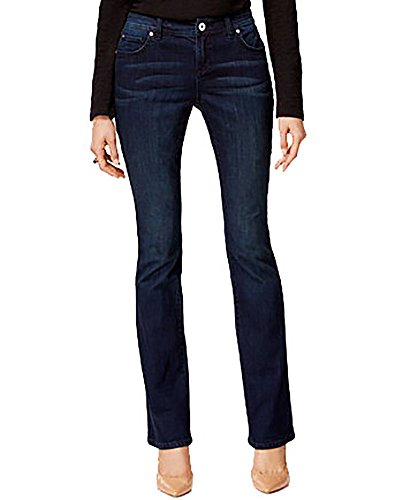 INC International Concepts Petite Bootcut Phoenix Wash - Phoenix In Outlet