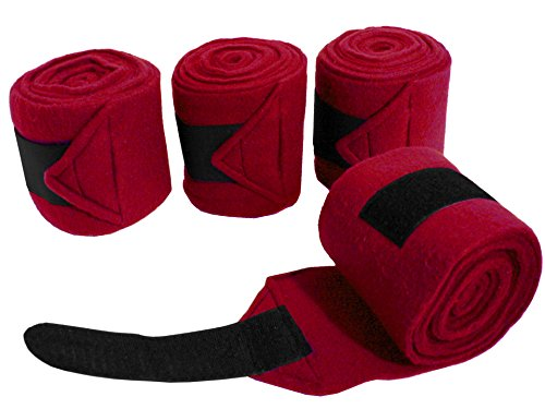 Derby Originals Horse Polo Wraps Set of 4 Select from 6 Colors by Derby Originals (Image #5)