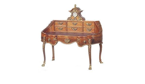 Amazon.es: Melody Jane Casa de Muñecas Francés Louis XV Secretaria ...