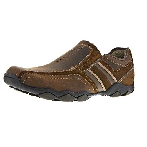 Skechers Zinroy Herren Schuhe / Sneaker Braun