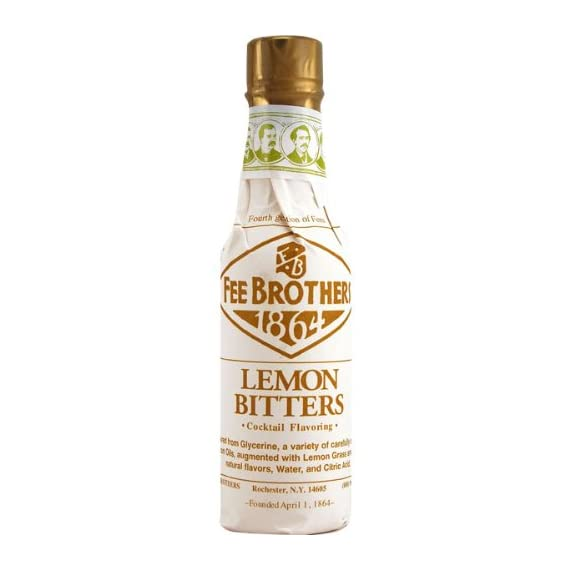 Fee Brothers Lemon Cocktail Bitters - 5 oz - 2 Pack 1 Add a snappy citrus taste to your drinks, soups, and sauces. Interesting background flavor. A Fee Brothers original.
