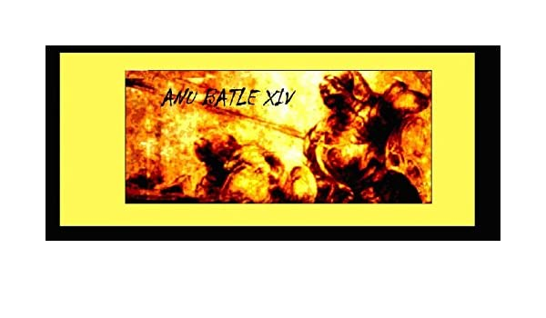 Amazon.com: ANU BATLE XIV (Spanish Edition) eBook: Sergio Cobos Arco: Kindle Store