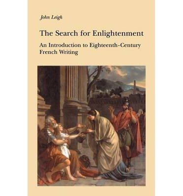 [(The Search for Enlightenment: Introduction to Eighteenth-century French Writing)] [Author: Jeremy Robbins] published on (April, 2013) ebook