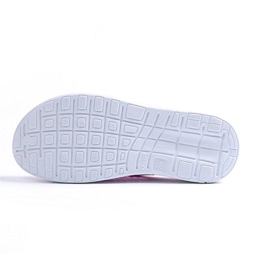 Unisexes Fzdx Sandales Garden Séchage Chaussures Pink Water 1611 Pantoufles Shoes Rapide À Summer Waterweight 5nBrnaZ