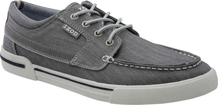IZOD Mens Oasis-2 Fashion Sneaker Grey/Navy iNlZofins