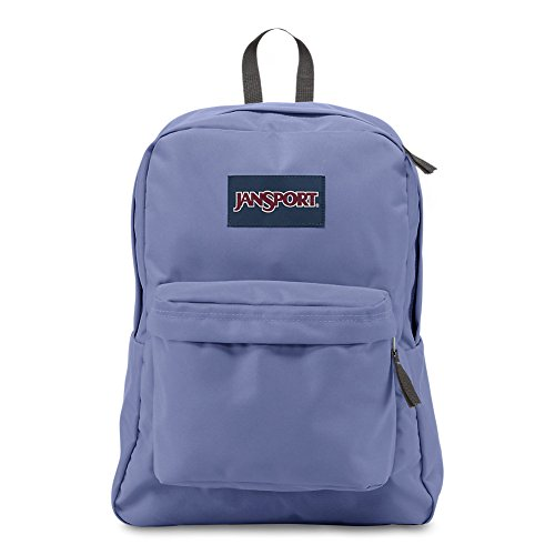 JanSport Superbreak Backpack - Bleached Denim - Classic, Ult