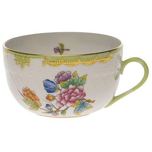 - Herend Queen Victoria Porcelain Canton Cup