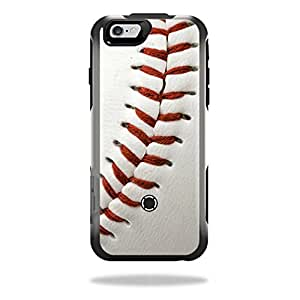 MightySkins Protective Vinyl Skin Decal for OtterBox Resurgence iPhone 6 Power Case cover wrap sticker skins Baseball
