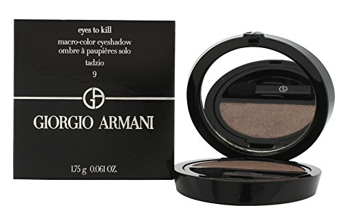 Giorgio Armani Eyes To Kill Solo Eyeshadow, No. 09 Tadzio, 0.061 Ounce