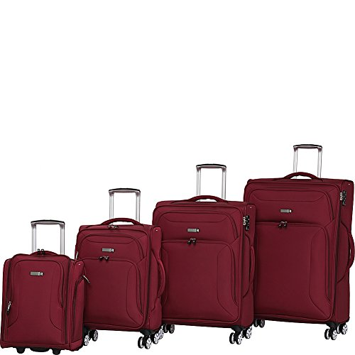 it luggage Megalite Fascia 4 Piece Expandable Spinner Luggage Set - eBags