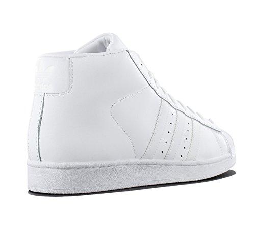 Adidas Originals Superstar Pro Model Schoenentennisschoen Sportschoenen Wit Aq5217 Ftwr Wit / Ftwr Wit / Wit Ftwr
