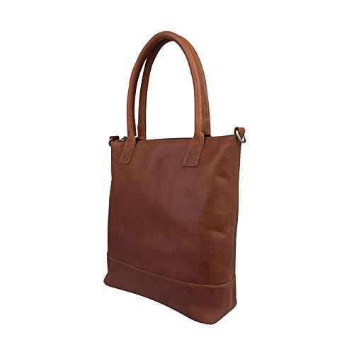 COWBOYSBAG Tasche Shopper BAG GLASGOW Cognac 1951