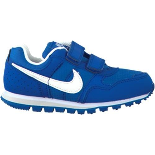 pretty cool size 7 great fit Nike Jungen MD Runner PSV Sneaker blau/weiß 33 EU: Amazon.de ...