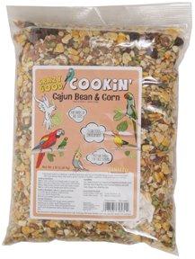 Crazy Good Cookin' Cajun Bean & Corn,3lb