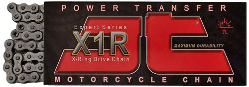 JT Sprockets (JTC525X1R110RL) Steel 110-Link 525 X1R Heavy Duty X-Ring Drive Chain