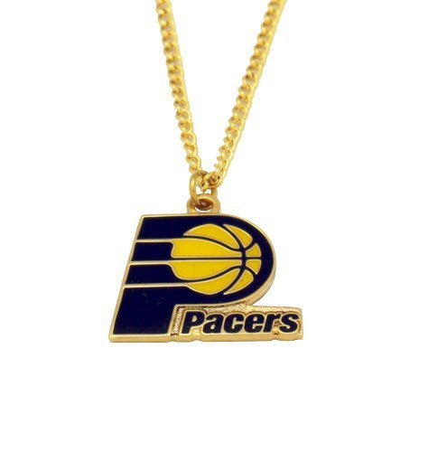Nba Indiana Pacers Bracelet - NBA Indiana Pacers Team Logo Necklace