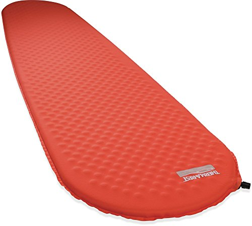 Therm-A-Rest ProLite Ultralight Self-Inflating Backpacking Pad, Large - 25 x 77 Inches